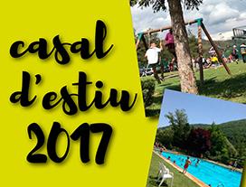 Activitats d'estiu 2017