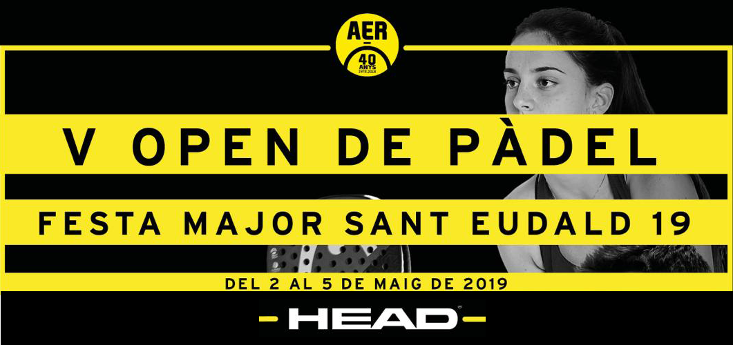 V Open de Pàdel Festa Major Vila de Ripoll by HEAD