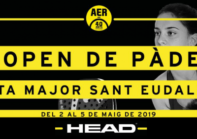 V Open de Pàdel Festa Major Vila de Ripoll by HEAD